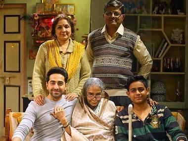 National Awards 2019: Ayushmann Khurrana congratulates Badhaai Ho co-star Surekha Sikri on winning Best Supporting Actor