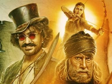 Thugs of Hindostan confirmed to hit Chinese screens on 28 December; 2.0 slated for release on May 2019