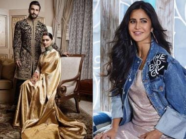 Katrina Kaif, Salman Khan may attend Ranveer Singh, Deepika Padukone's wedding reception in Mumbai