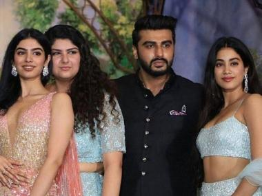 Arjun Kapoor slams trolls for threatening, abusing sister Anshula after Koffee With Karan episode alongside Janhvi