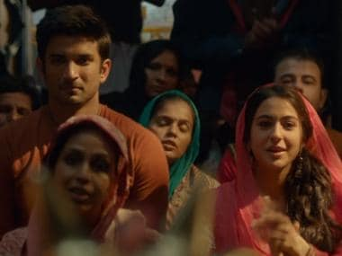 Kedarnath movie review: Sara Ali Khan-Sushant Singh Rajput's aching chemistry anchors a heartbreaking love story
