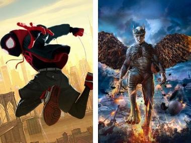Spider-Man: Into the Spider-Verse trailer attached to Rajinikanth, Akshay Kumar's magnum opus 2.0