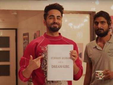 Watch: Ayushmann Khurrana announces new comedy, Dream Girl, in hilarious promo video