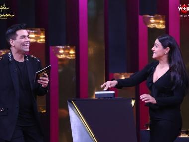 Karan Johar on inviting Ajay Devgn, Kajol on Koffee with Karan: Hope we now strike a beautiful bond with each other