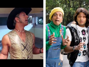A look at Jaaved Jaaferi's iconic performances on his 55th birthday, from Dhamaal to Salaam Namaste