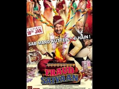 Fraud Saiyyan director Sourabh Shrivastava dissociates himself from upcoming film starring Arshad Warsi