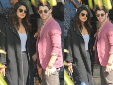 Priyanka Chopra, Nick Jonas head to Udaipur for Isha Ambani, Anand Piramal's pre-wedding festivities