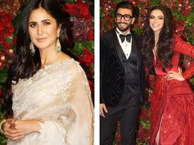 Katrina Kaif on attending Deepika Padukone, Ranveer Singh's wedding reception: The instinct in my heart was to go