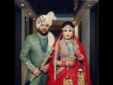 Kapil Sharma gets married to Ginni Chatrath in Jalandhar; couple to hold reception in Mumbai on 24 December