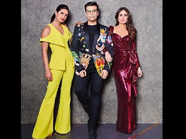 Priyanka Chopra, Kareena Kapoor Khan to share the couch on finale of Koffee with Karan season 6