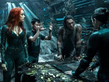 Director James Wan on Aquaman: A first of its kind in superhero space in terms of underwater sequences