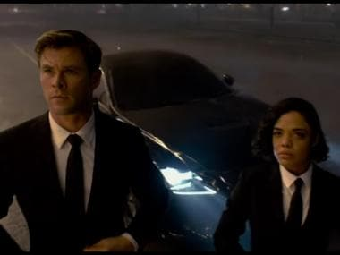 Men In Black: International — Chris Hemsworth, Tessa Thompson's spy comedy to release in China on 14 June