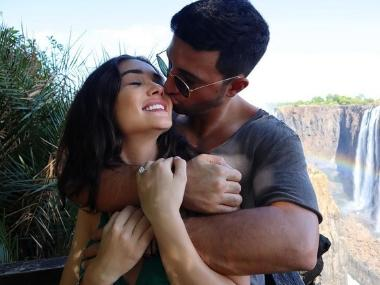 Amy Jackson announces her engagement to UK-based business tycoon George Panayiotou