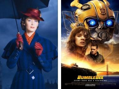 Bumblebee, Emily Blunt's Mary Poppins Returns, Clint Eastwood's The Mule: Know Your Releases