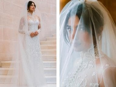 Watch: Ralph Lauren releases making video of Priyanka Chopra's exquisite Christian wedding gown