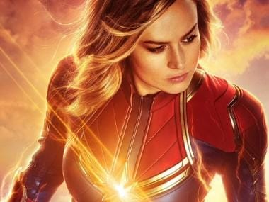 Watch: Captain Marvel special look video has Brie Larson's Carol Denvers show off photon-blasting abilities