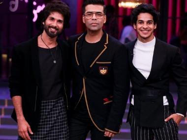 Koffee with Karan: Shahid Kapoor discusses life after marriage; Ishaan Khatter addresses Jahnvi Kapoor rumours