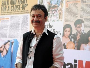 Rajkumar Hirani honoured with Director of the Year award by Pranab Mukherjee despite sexual assault claims