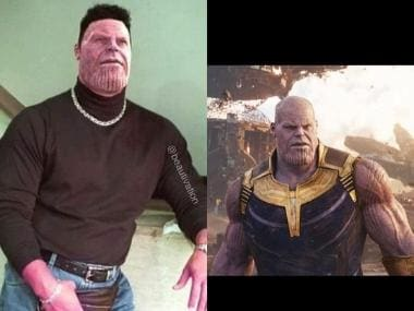 Josh Brolin takes the #10YearChallenge, hints at Thanos' younger avatar being inspired from Dwayne Johnson
