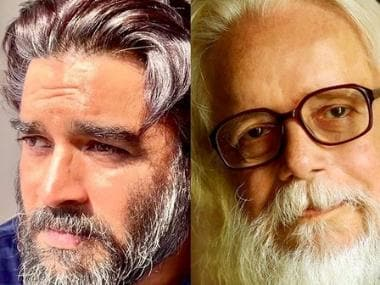 R Madhavan is splitting image of Nambi Narayanan in first look of his directorial debut Rocketry: The Nambi Effect