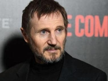 Liam Neeson's red carpet event of Cold Pursuit cancelled following actor's racist remark