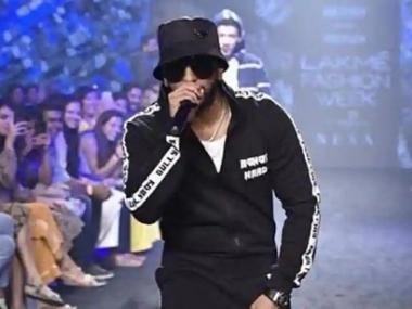 Ranveer Singh criticised for 'childish behaviour' after his stagedive at Lakme Fashion Week reportedly injures audience