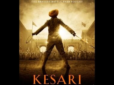 Kesari: Akshay Kumar leads his troops into battle in new poster of upcoming war drama