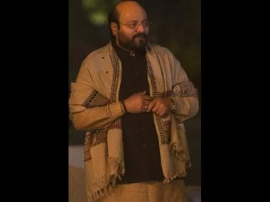 PM Narendra Modi biopic: Theatre veteran Manoj Joshi's first look as Amit Shah revealed