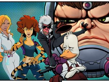Marvel TV teams up with Hulu for four original shows — Howard the Duck, MODOK, Hit-Monkey, Tigra & Dazzler