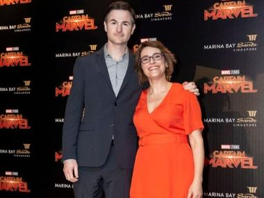 Captain Marvel co-director Anna Boden says she feels no