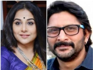 Arshad Warsi, Vidya Balan lauded by Twitter for their stance in Cobrapost sting operation