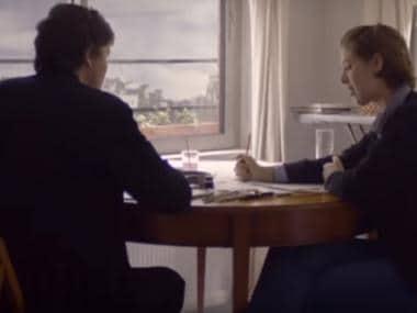 The Souvenir trailer: A24 drama depicts Honor Swinton Byrne, Tom Burke's tumultuous romance