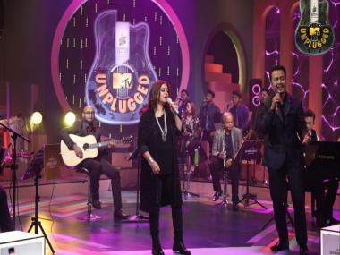 Royal Stag Barrel Select MTV Unplugged S8: Rekha Bhardwaj charms audiences with her lilting new compositions