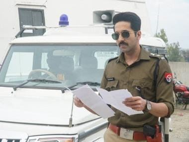 Article 15 first look: Ayushmann Khurrana plays an upright cop in Anubhav Sinha's upcoming social drama