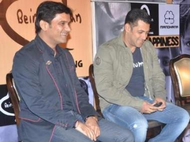 Manish Mandhana, CEO of Salman Khan's Being Human, faces physical assault allegations from actress