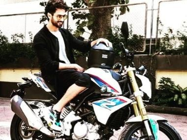 Shahid Kapoor reportedly roped in for India's first biking film; production likely to begin in December