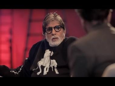 Badla Unplugged: Episode 3 sees Amitabh Bachchan discuss his character, solve puzzles with Shah Rukh Khan