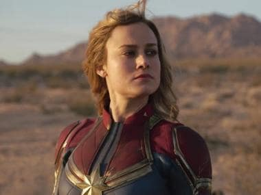 Captain Marvel makes historic worldwide gross of $456.3 mn, beats Black Panther's numbers in India