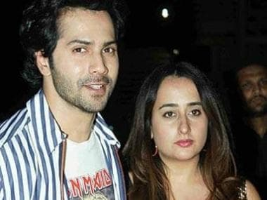 Varun Dhawan's girlfriend Natasha Dalal wishes him on his birthday: Continue to love life, never stop dreaming