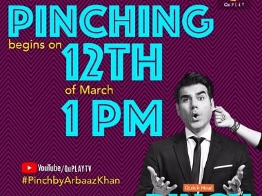Arbaaz Khan to turn host for YouTube chat show Pinch, will feature Kareena Kapoor Khan as first guest