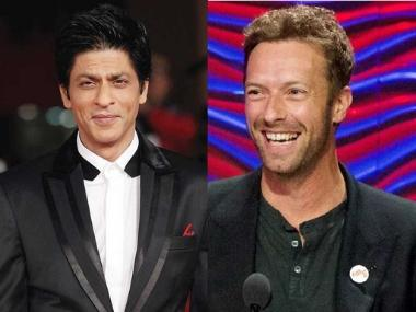 Shah Rukh Khan responds to Chris Martin's shoutout, promises to send him song recommendations