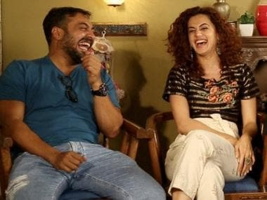 Taapsee Pannu to reunite with Manmarziyaan director Anurag Kashyap for yet-untitled supernatural thriller