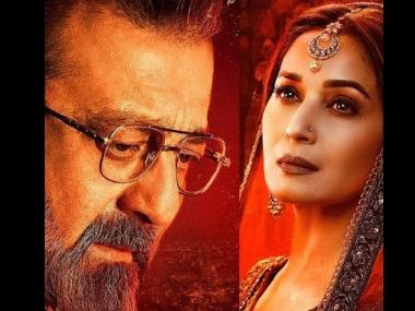 Sanjay Dutt on reuniting with Madhuri Dixit in Kalank: It felt good to work together after two decades