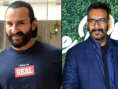 Saif Ali Khan, Ajay Devgn reportedly begin shooting climatic battle scene of Tanhaji in Mumbai