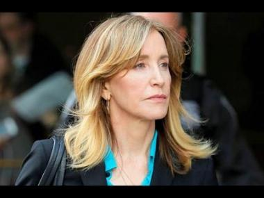 Felicity Huffman, 12 other parents plead guilty in US college admission scandal