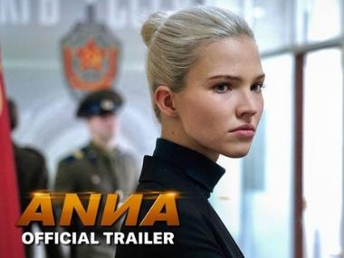 Anna trailer: Sasha Luss turns a government assassin for French director Luc Besson's upcoming crime drama