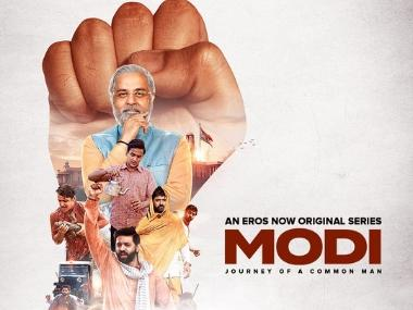 Modi: Journey of a Common Man — Delhi poll officer notifies EC over web series streaming without certification