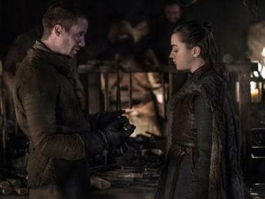 Maisie Williams on Arya Stark-Gendry scene in Game of Thrones season 8 episode 2: 'I thought it's a prank'