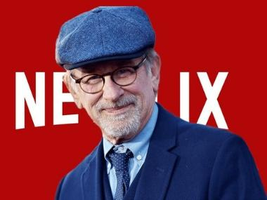 Steven Spielberg on his opposition to Netflix's Oscar eligibility: 'Want to see the survival of movie theatres'