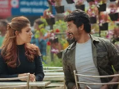 Mr Local movie review: Sivakarthikeyan, Nayanthara's star power drags this brainless, soulless comedy